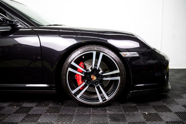 Used 2011 Porsche 911 Turbo Used 2011 Porsche 911 Turbo for sale Sold at Response Motors in Mountain View CA 4