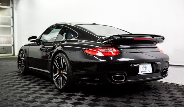 Used 2011 Porsche 911 Turbo Used 2011 Porsche 911 Turbo for sale Sold at Response Motors in Mountain View CA 8