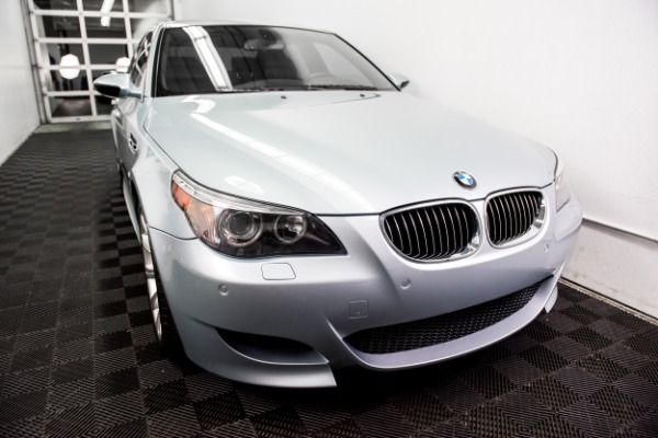 Used 2007 BMW M5 Used 2007 BMW M5 for sale Sold at Response Motors in Mountain View CA 2