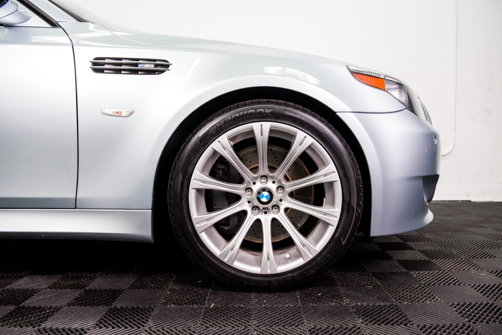 Used 2007 BMW M5 Used 2007 BMW M5 for sale Sold at Response Motors in Mountain View CA 3