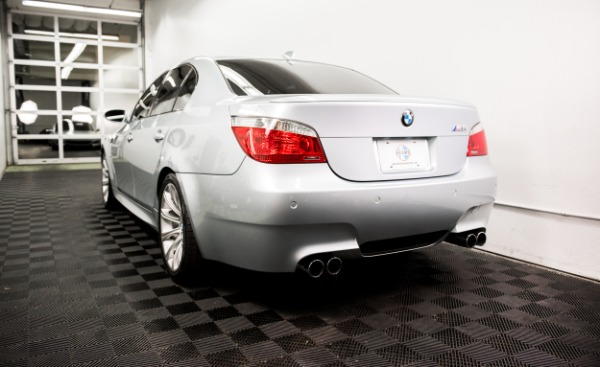 Used 2007 BMW M5 Used 2007 BMW M5 for sale Sold at Response Motors in Mountain View CA 6