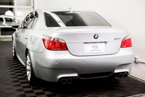 Used 2007 BMW M5 Used 2007 BMW M5 for sale Sold at Response Motors in Mountain View CA 7