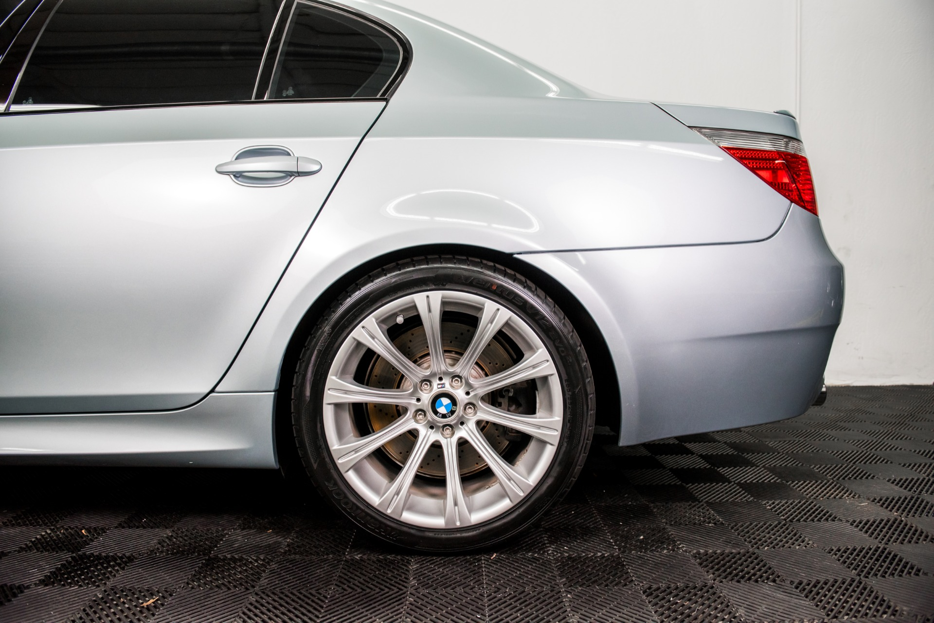 Used 2007 BMW M5 Used 2007 BMW M5 for sale Sold at Response Motors in Mountain View CA 8