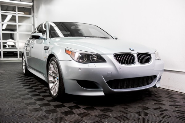 Used 2007 BMW M5 Used 2007 BMW M5 for sale Sold at Response Motors in Mountain View CA 1