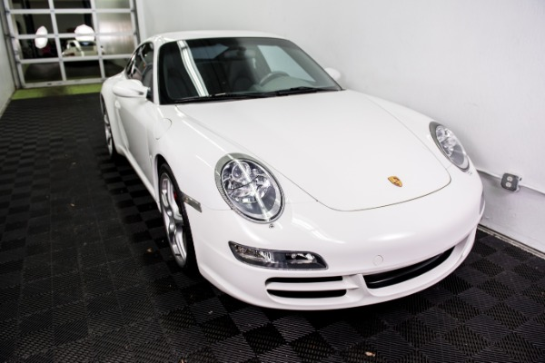 Used 2008 Porsche 911 Carrera S Used 2008 Porsche 911 Carrera S for sale Sold at Response Motors in Mountain View CA 3