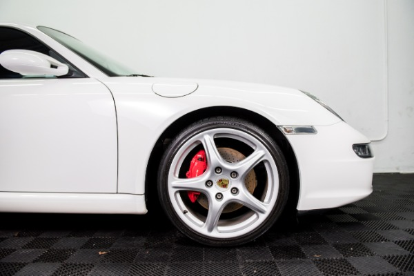 Used 2008 Porsche 911 Carrera S Used 2008 Porsche 911 Carrera S for sale Sold at Response Motors in Mountain View CA 4