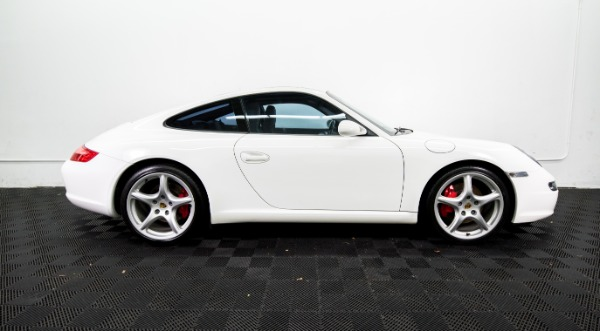 Used 2008 Porsche 911 Carrera S Used 2008 Porsche 911 Carrera S for sale Sold at Response Motors in Mountain View CA 5