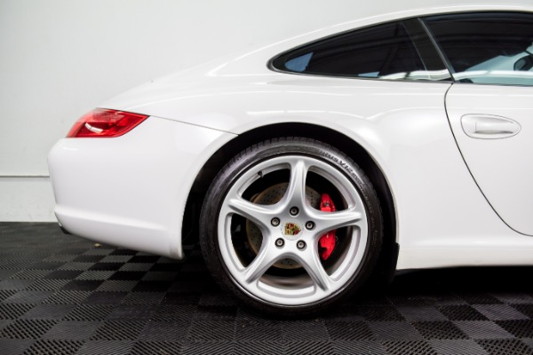Used 2008 Porsche 911 Carrera S Used 2008 Porsche 911 Carrera S for sale Sold at Response Motors in Mountain View CA 6