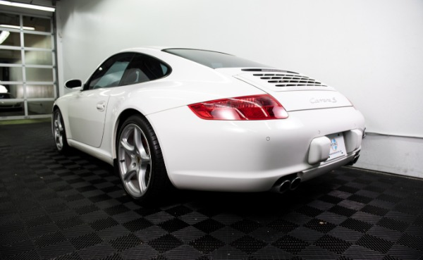 Used 2008 Porsche 911 Carrera S Used 2008 Porsche 911 Carrera S for sale Sold at Response Motors in Mountain View CA 8