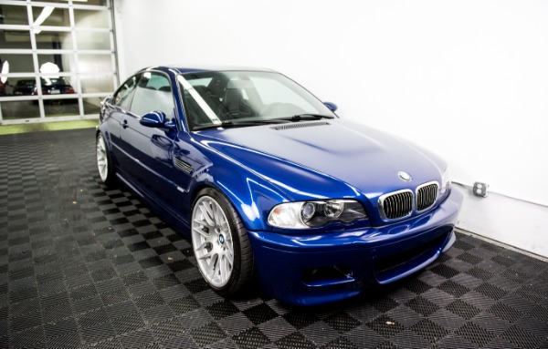 Used 2006 BMW M3 Used 2006 BMW M3 for sale Sold at Response Motors in Mountain View CA 3