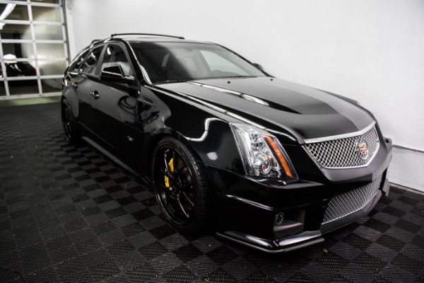 Used 2013 Cadillac CTS-V Used 2013 Cadillac CTS-V for sale Sold at Response Motors in Mountain View CA 2