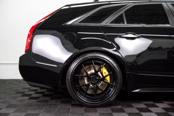 Used 2013 Cadillac CTS-V Used 2013 Cadillac CTS-V for sale Sold at Response Motors in Mountain View CA 5