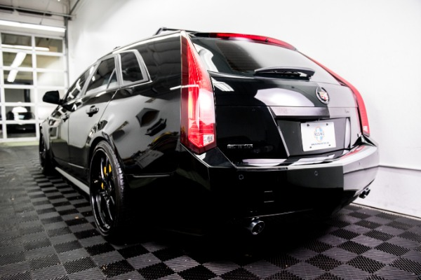 Used 2013 Cadillac CTS-V Used 2013 Cadillac CTS-V for sale Sold at Response Motors in Mountain View CA 6