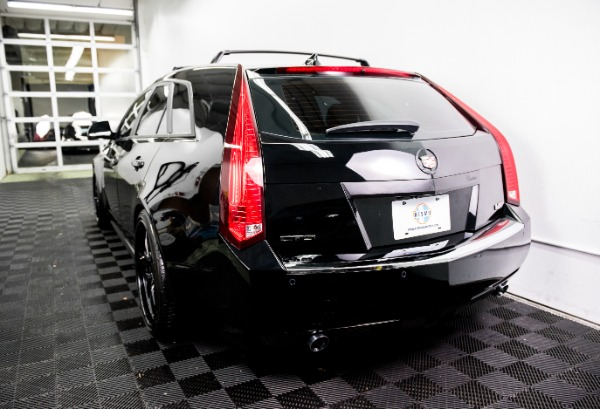 Used 2013 Cadillac CTS-V Used 2013 Cadillac CTS-V for sale Sold at Response Motors in Mountain View CA 7