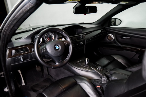Used 2011 BMW M3 Used 2011 BMW M3 for sale Sold at Response Motors in Mountain View CA 13