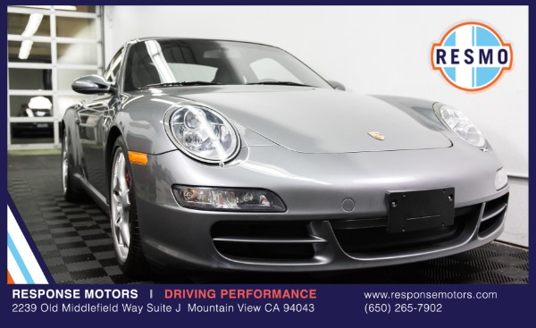 Used 2006 Porsche 911 Carrera S Used 2006 Porsche 911 Carrera S for sale Sold at Response Motors in Mountain View CA 2