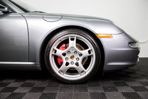 Used 2006 Porsche 911 Carrera S Used 2006 Porsche 911 Carrera S for sale Sold at Response Motors in Mountain View CA 4