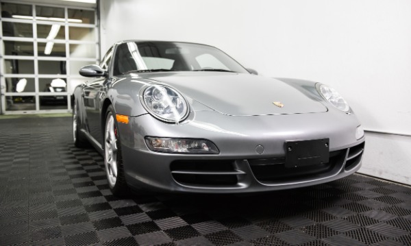Used 2006 Porsche 911 Carrera S Used 2006 Porsche 911 Carrera S for sale Sold at Response Motors in Mountain View CA 1