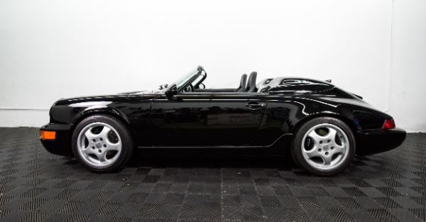 Used 1994 Porsche 911 Carrera Speedster Used 1994 Porsche 911 Carrera Speedster for sale Sold at Response Motors in Mountain View CA 10