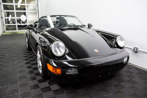 Used 1994 Porsche 911 Carrera Speedster Used 1994 Porsche 911 Carrera Speedster for sale Sold at Response Motors in Mountain View CA 13