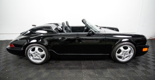 Used 1994 Porsche 911 Carrera Speedster Used 1994 Porsche 911 Carrera Speedster for sale Sold at Response Motors in Mountain View CA 4