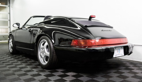 Used 1994 Porsche 911 Carrera Speedster Used 1994 Porsche 911 Carrera Speedster for sale Sold at Response Motors in Mountain View CA 6