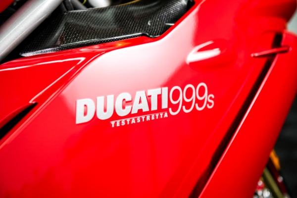 Used 2004 Ducati 999 S Used 2004 Ducati 999 S for sale Sold at Response Motors in Mountain View CA 11