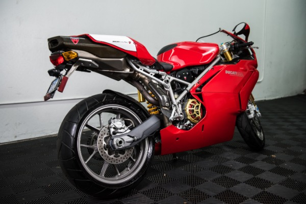 Used 2004 Ducati 999 S Used 2004 Ducati 999 S for sale Sold at Response Motors in Mountain View CA 7