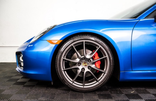 Used 2015 Porsche Cayman S Used 2015 Porsche Cayman S for sale Sold at Response Motors in Mountain View CA 10