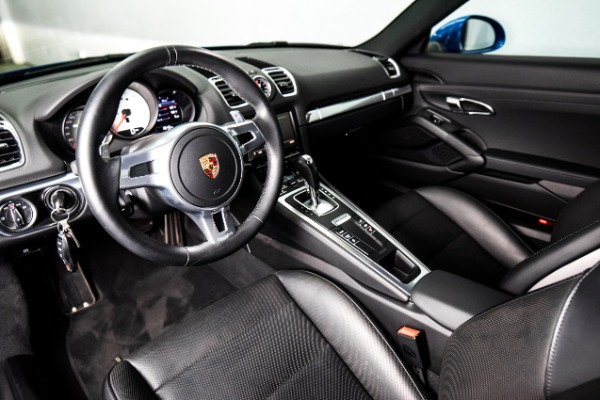 Used 2015 Porsche Cayman S Used 2015 Porsche Cayman S for sale Sold at Response Motors in Mountain View CA 12