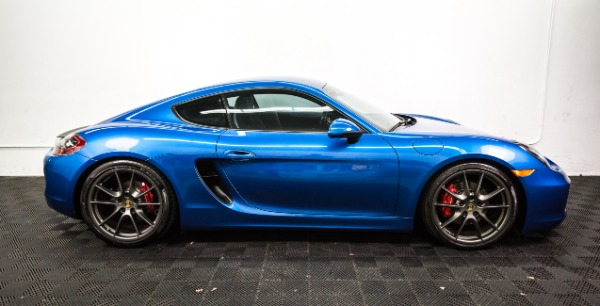 Used 2015 Porsche Cayman S Used 2015 Porsche Cayman S for sale Sold at Response Motors in Mountain View CA 4