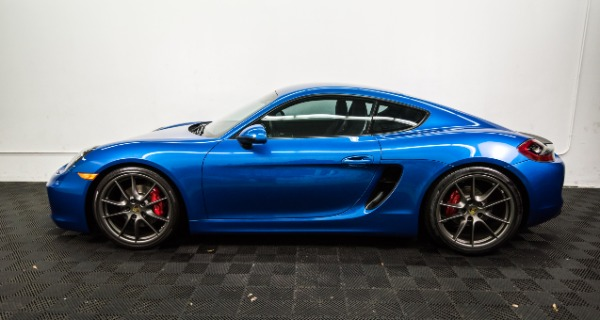 Used 2015 Porsche Cayman S Used 2015 Porsche Cayman S for sale Sold at Response Motors in Mountain View CA 9