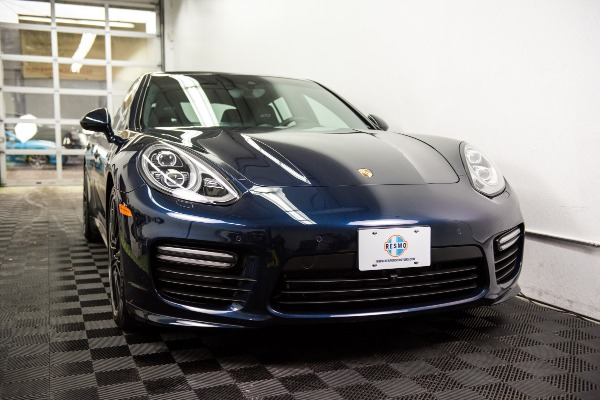 Used 2016 Porsche Panamera GTS Used 2016 Porsche Panamera GTS for sale Sold at Response Motors in Mountain View CA 11