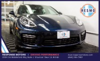 Used 2016 Porsche Panamera GTS Used 2016 Porsche Panamera GTS for sale Sold at Response Motors in Mountain View CA 2