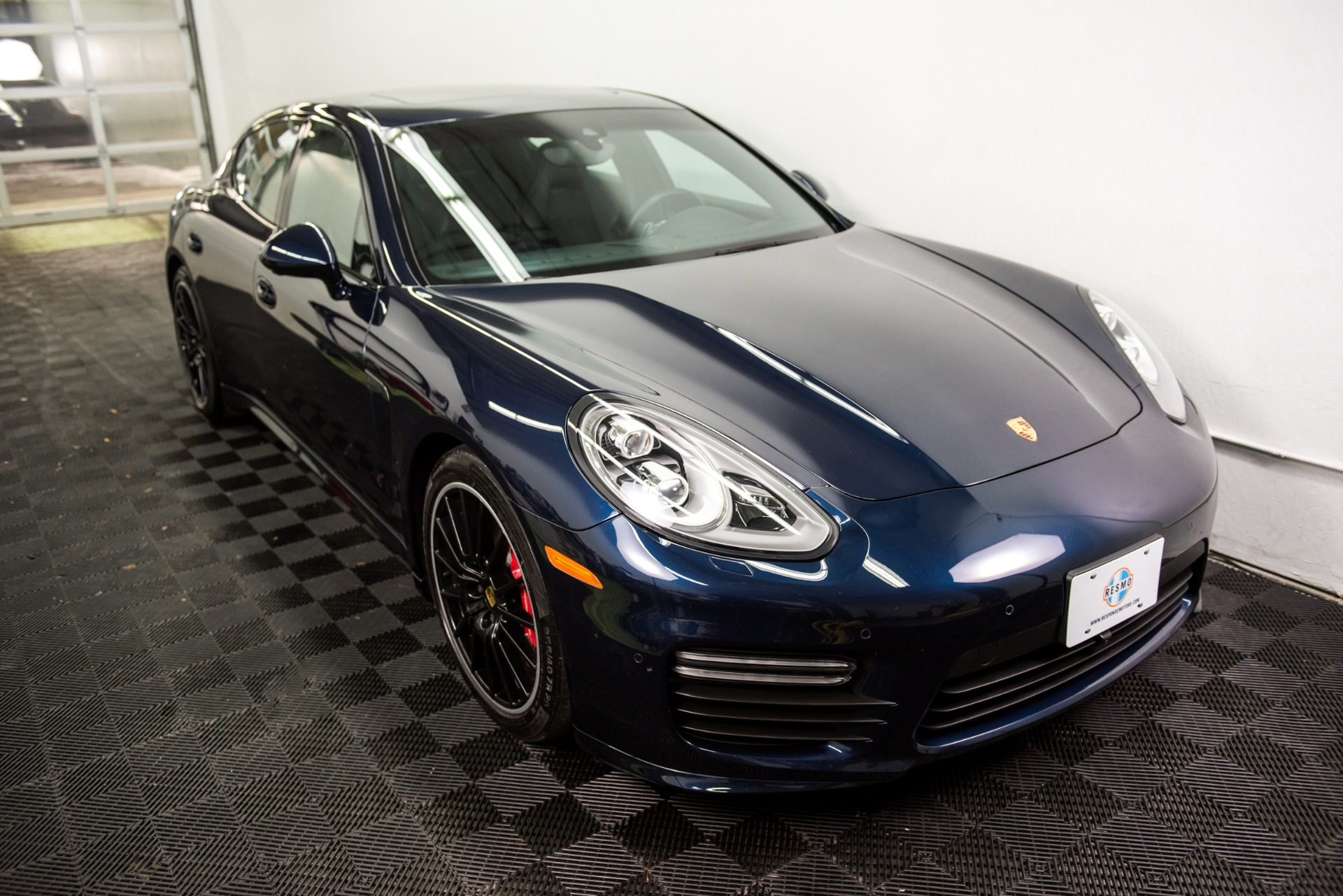 Used 2016 Porsche Panamera GTS Used 2016 Porsche Panamera GTS for sale Sold at Response Motors in Mountain View CA 3