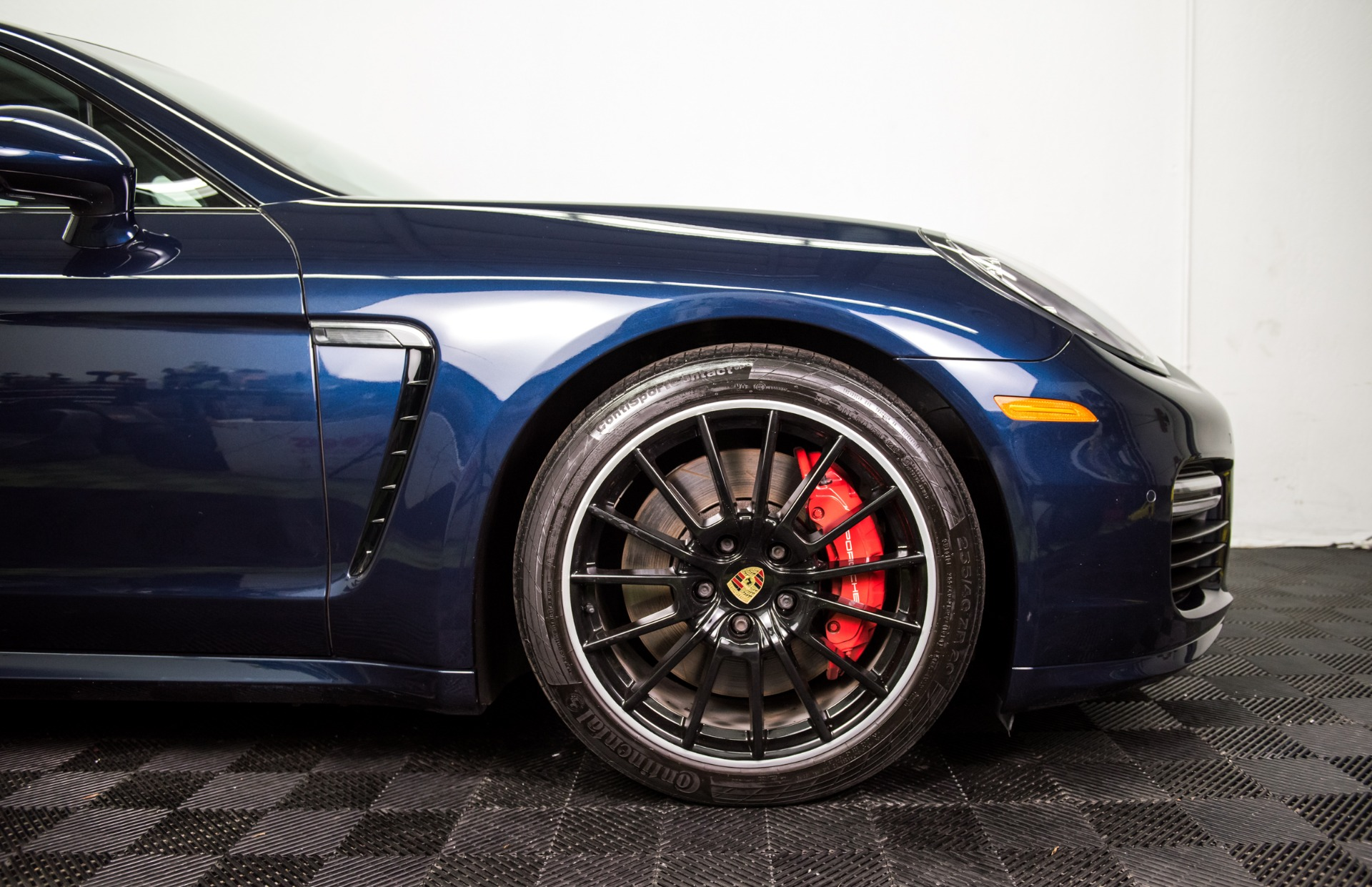 Used 2016 Porsche Panamera GTS Used 2016 Porsche Panamera GTS for sale Sold at Response Motors in Mountain View CA 4