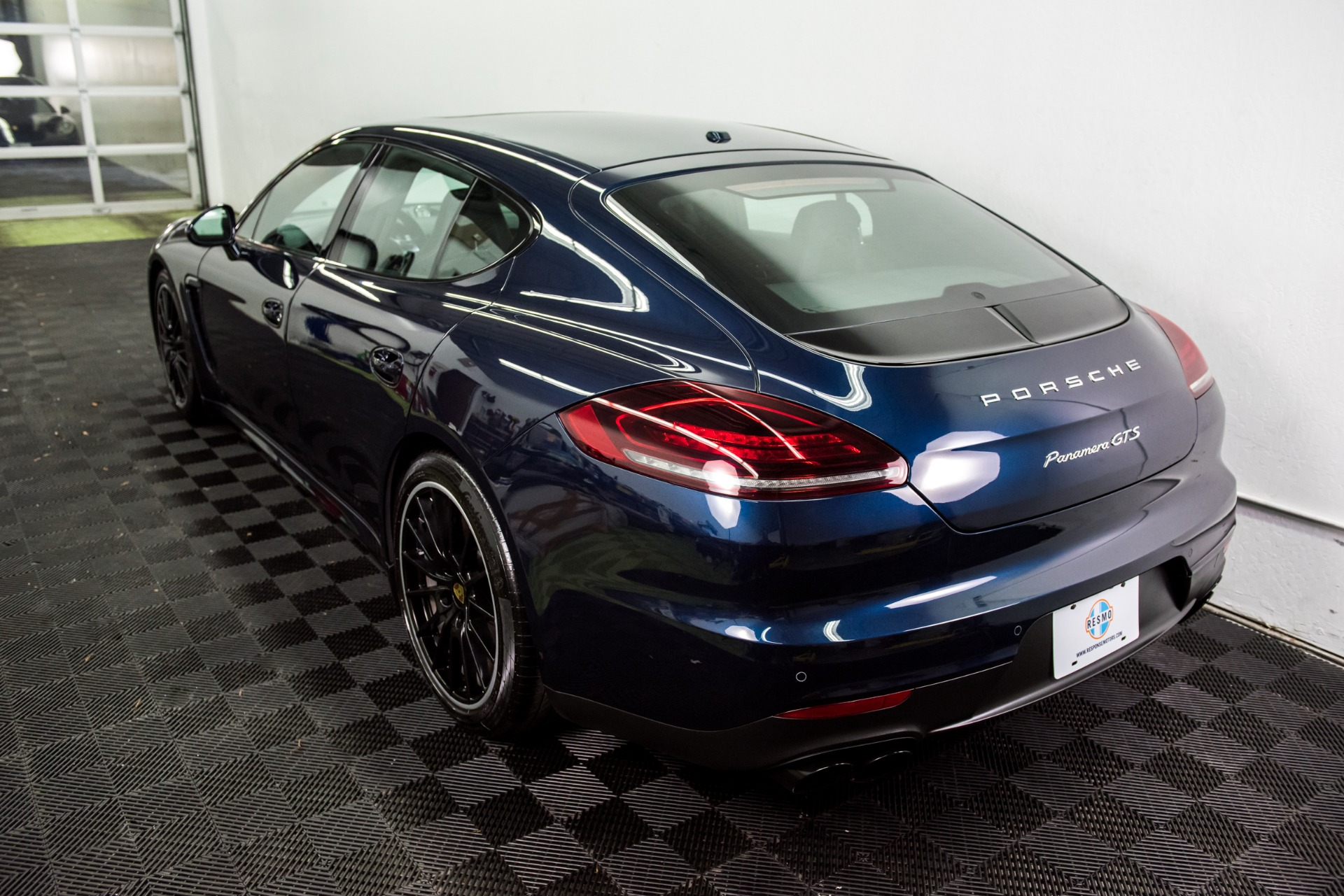 Used 2016 Porsche Panamera GTS Used 2016 Porsche Panamera GTS for sale Sold at Response Motors in Mountain View CA 7