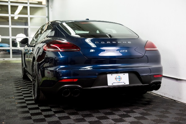 Used 2016 Porsche Panamera GTS Used 2016 Porsche Panamera GTS for sale Sold at Response Motors in Mountain View CA 8