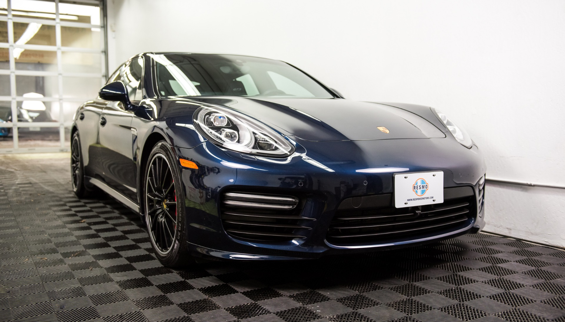 Used 2016 Porsche Panamera GTS Used 2016 Porsche Panamera GTS for sale Sold at Response Motors in Mountain View CA 1
