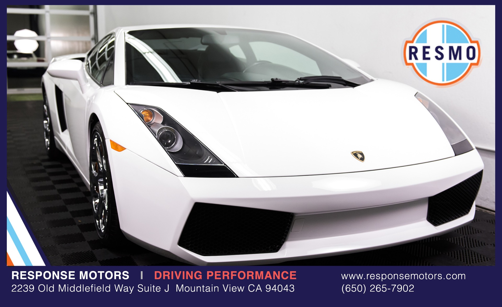 Used 2004 Lamborghini Gallardo For Sale 79 999 Response Motors