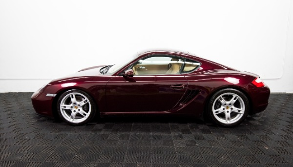 Used 2007 Porsche Cayman Used 2007 Porsche Cayman for sale Sold at Response Motors in Mountain View CA 10