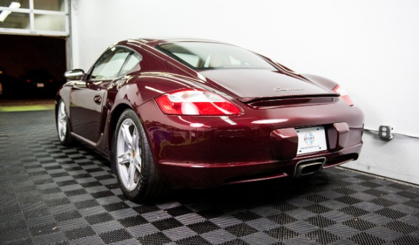 Used 2007 Porsche Cayman Used 2007 Porsche Cayman for sale Sold at Response Motors in Mountain View CA 7