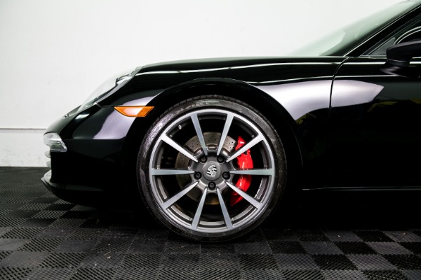 Used 2014 Porsche 911 Carrera S Used 2014 Porsche 911 Carrera S for sale Sold at Response Motors in Mountain View CA 4