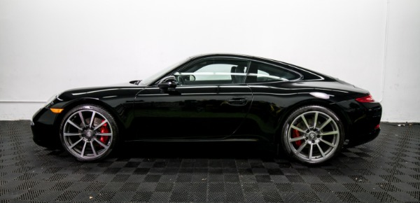 Used 2014 Porsche 911 Carrera S Used 2014 Porsche 911 Carrera S for sale Sold at Response Motors in Mountain View CA 5