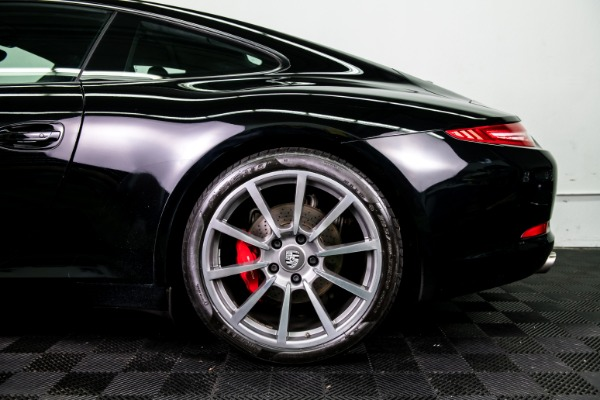 Used 2014 Porsche 911 Carrera S Used 2014 Porsche 911 Carrera S for sale Sold at Response Motors in Mountain View CA 6