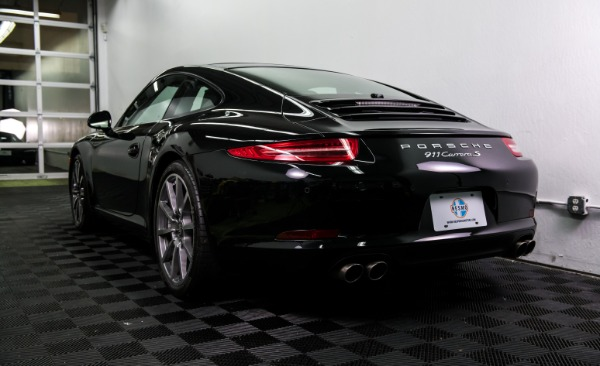 Used 2014 Porsche 911 Carrera S Used 2014 Porsche 911 Carrera S for sale Sold at Response Motors in Mountain View CA 7
