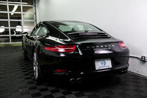 Used 2014 Porsche 911 Carrera S Used 2014 Porsche 911 Carrera S for sale Sold at Response Motors in Mountain View CA 8