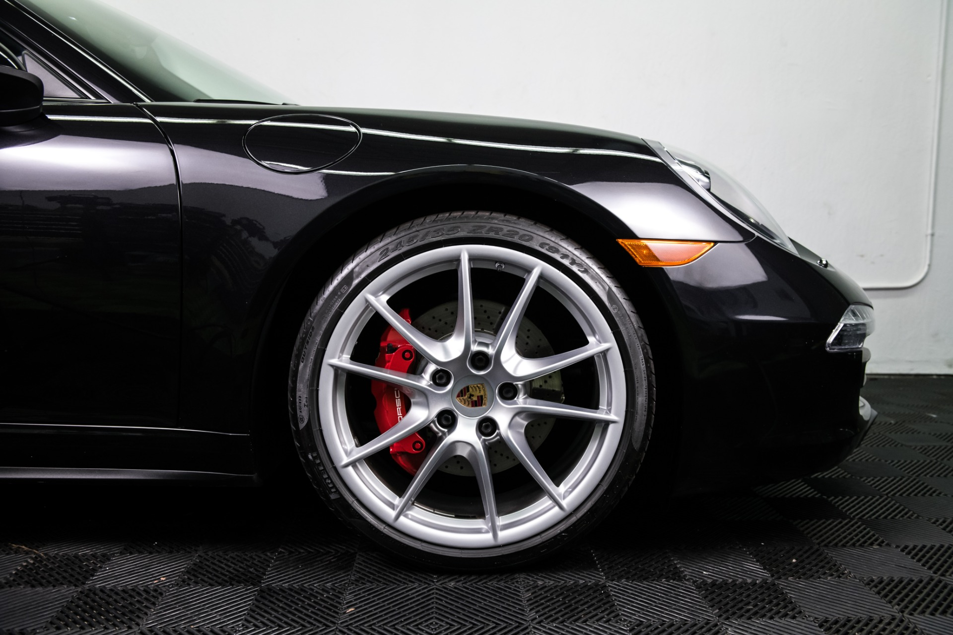 Used 2013 Porsche 911 Carrera 4S Used 2013 Porsche 911 Carrera 4S for sale Sold at Response Motors in Mountain View CA 4