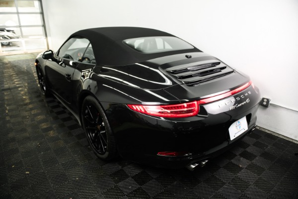 Used 2014 Porsche 911 Carrera 4S Used 2014 Porsche 911 Carrera 4S for sale Sold at Response Motors in Mountain View CA 10