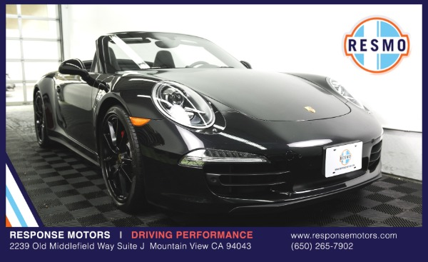 Used 2014 Porsche 911 Carrera 4S Used 2014 Porsche 911 Carrera 4S for sale Sold at Response Motors in Mountain View CA 2
